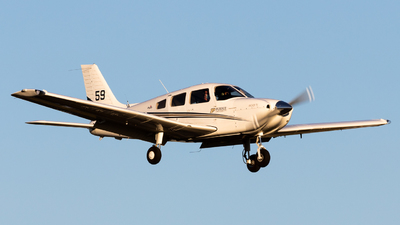 N859PU - Piper PA-28-181 Archer TX - Purdue University