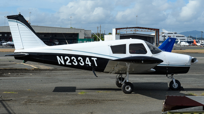 N2334T - Piper PA-28-140 Cherokee - Private