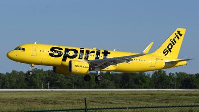 N925NK - Airbus A320-271N - Spirit Airlines