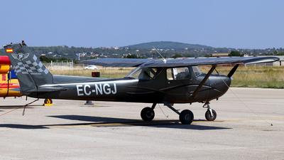 EC-NGJ - Reims-Cessna FRA150L Aerobat - Panamedia Escuela de Pilotos