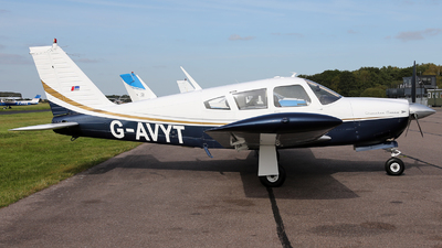 A picture of GAVYT - Piper PA28R180 - [28R30472] - © Martin Robson