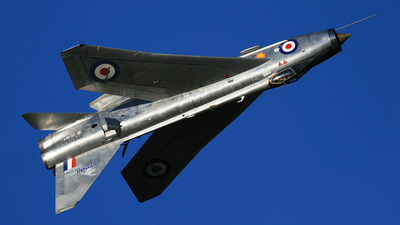 ZU-BEY - English Electric Lightning F.6 - Private