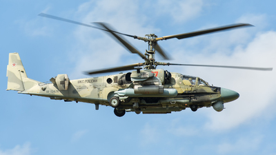 RF-13426 - Kamov Ka-52 Alligator - Russia - Air Force