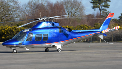 G-MSVI - Agusta A109S Grand - Private