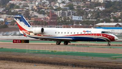 N413SW - Bombardier CRJ-100LR - SkyWest Airlines