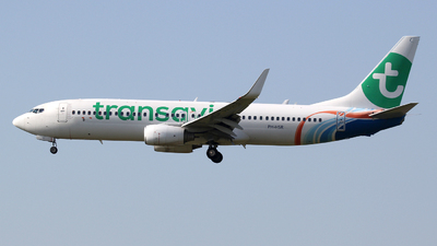 PH-HSR - Boeing 737-8KN - Transavia Airlines