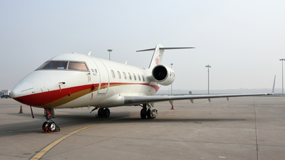 B-7768 - Bombardier CL-600-2B16 Challenger 605 - Private