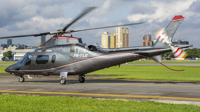 PR-YLO - Agusta A109E Power - Private