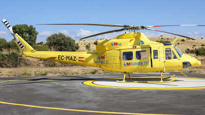EC-MAZ - Bell 412EP - Inaer
