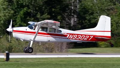 A picture of N93027 - Cessna A185F Skywagon - [18503164] - © Jeremy D. Dando