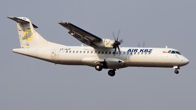 XY-AJT - ATR 72-212A(600) - Air KBZ