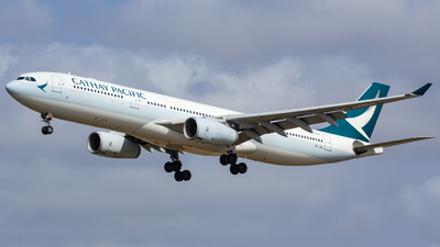 A picture of BLAE - Airbus A330342 - Cathay Pacific - © Yota Takeshima