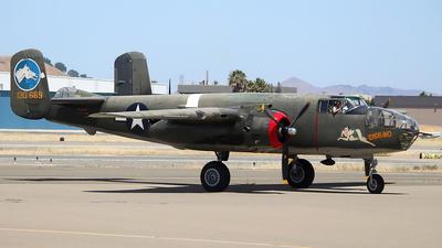 NL3476G - North American B-25J Mitchell - Collings Foundation