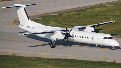 VT-SUV - De Havilland Canada Dash 8-400 - SpiceJet
