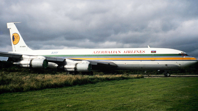 4K-AZ4 - Boeing 707-399C - AZAL Azerbaijan Airlines
