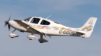 C-GGUN - Cirrus SR22-GS Turbo - Private
