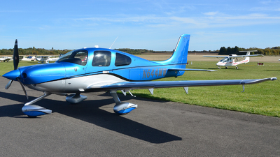 N644MW - Cirrus SR22T-GTS - Private