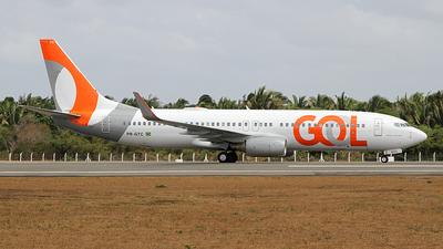 PR-GTC - Boeing 737-8EH - GOL Linhas Aéreas