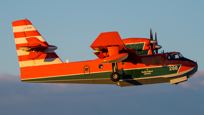 C-FOFI - Canadair CL-415 - Canada - Government of Newfoundland and Labrador