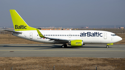 A picture of YLBBY - Boeing 73736Q - Air Baltic - © Marco Russo
