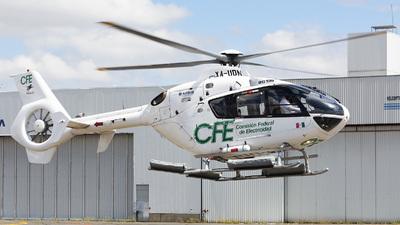 XA-UDN - Eurocopter EC 135P2 - Mexico - Comision Federal de Electricidad (CFE)