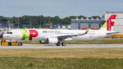 D-AZAB - Airbus A321-251NX - TAP Air Portugal