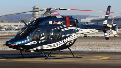 HB-ZAP - Bell 429 Global Ranger - Heli Alps