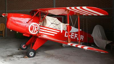 D-EFJR - CASA 1.131E Jungmann - Private