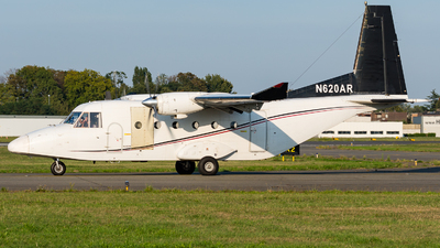A picture of N620AR - CASA C212300DF - [379] - © J.Evrard-AirTeamImages