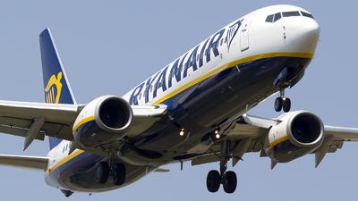 EI-EVF - Boeing 737-8AS - Ryanair