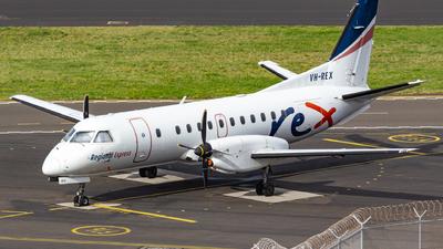 VH-REX - Saab 340B - Regional Express (REX)