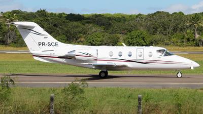 PR-SCE - Beechcraft 400A Beechjet - Private