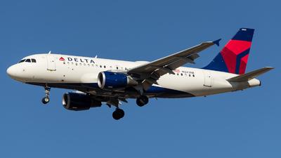 N343NB - Airbus A319-114 - Delta Air Lines