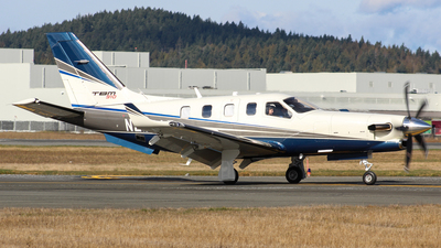 N226AT - Socata TBM-910 - Private
