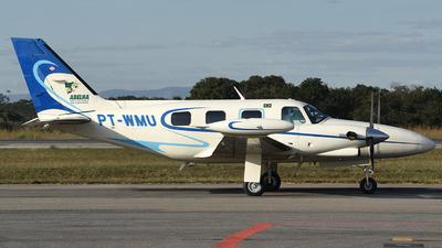 PT-WMU - Piper PA-31T1 Cheyenne I - Abelha Táxi Aéreo