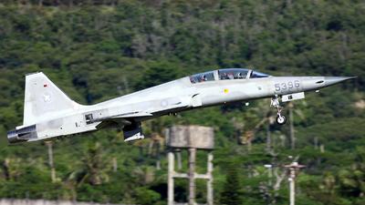 5396 - Northrop F-5F Tiger II - Taiwan - Air Force