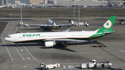 B-16339 - Airbus A330-302 - Eva Air