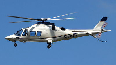 G-JMBS - Agusta A109S Grand - Private