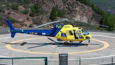 EC-JMP - Aérospatiale AS 350B2 Ecureuil - Helicopteros Insulares