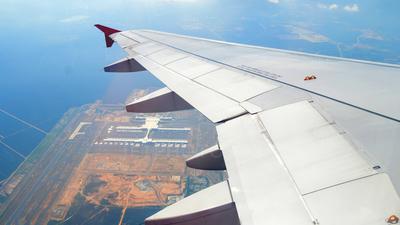 9M-AFZ - Airbus A320-216 - AirAsia