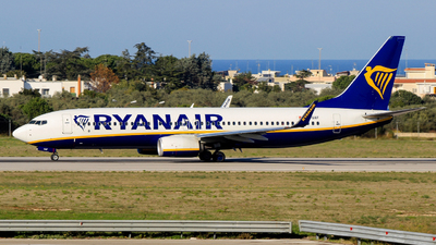 9H-QAF - Boeing 737-8AS - Ryanair (Malta Air)