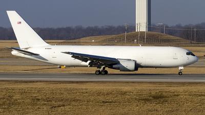 N768AX - Boeing 767-281(SF) - ABX Air