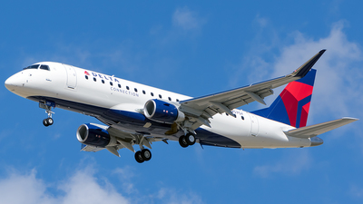 N257SY - Embraer 170-200LR - Delta Connection (SkyWest Airlines)