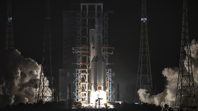 05 - Long March 5 (CZ-5) - China Academy of Launch Vehicle Technology