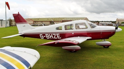 G-BHZE - Piper PA-28-181 Archer II - Private