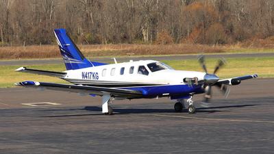 N417KG - Socata TBM-700 - Windcrest Aviation
