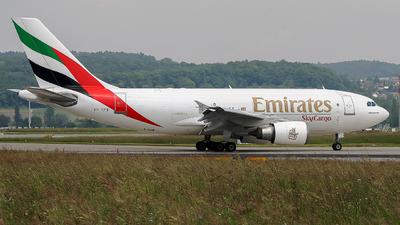 A6-EFB - Airbus A310-308(F) - Emirates SkyCargo