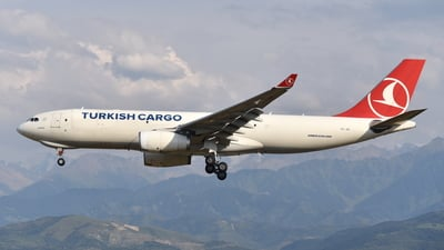 A picture of TCJCI - Airbus A330243F - Turkish Airlines - © Damir Kagarmanov-Kazakhstan Spotting Club