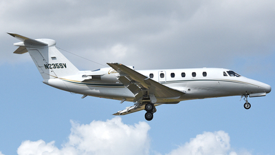 N235SV - Cessna 650 Citation III - Private