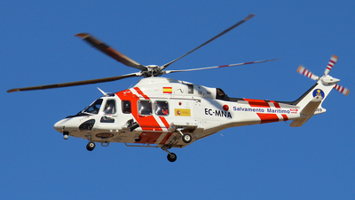 A picture of ECMNA - AgustaWestland AW139 - Babcock MCS Espana - © Mike Barker